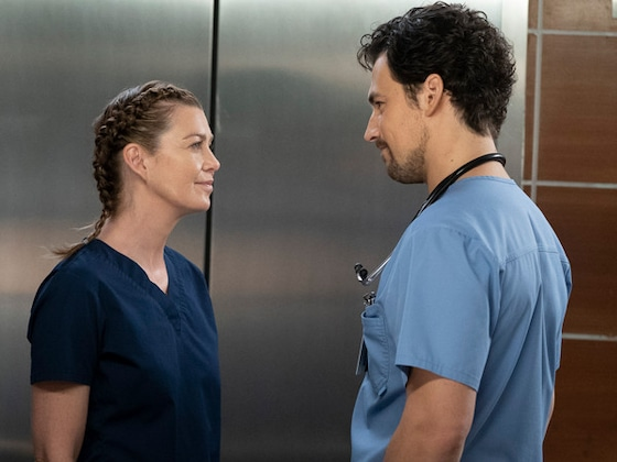 <i>Grey's Anatomy</i>'s Elevator Shenanigans Made Us Scream
