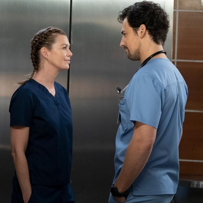 Greys Anatomys Elevator Shenanigans Made Us Scream E News Canada