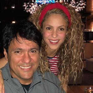 Shakira, Tonino Mebarak
