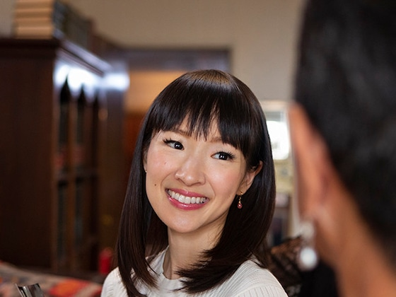 Um, <i>Tidying Up With Marie Kondo</i> Was Almost a Scripted TV Show