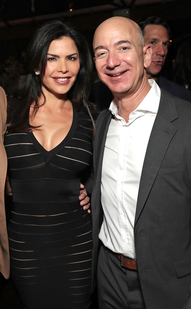 Image result for lauren sanchez jeff bezos