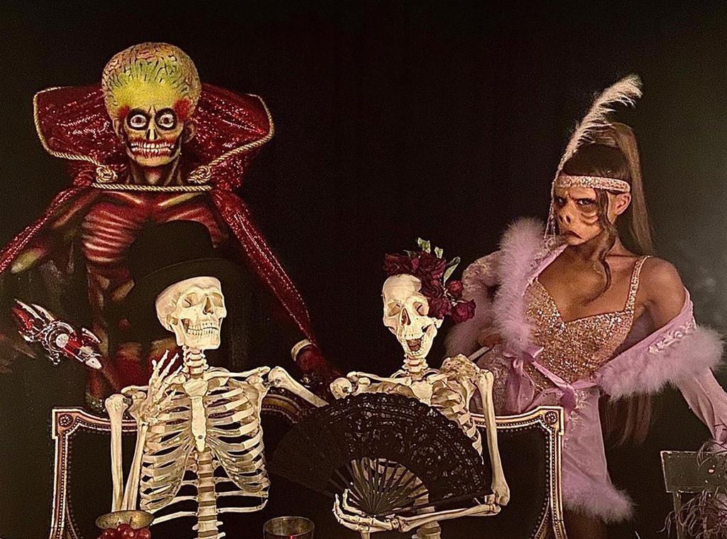 Ariana Grande, Halloween