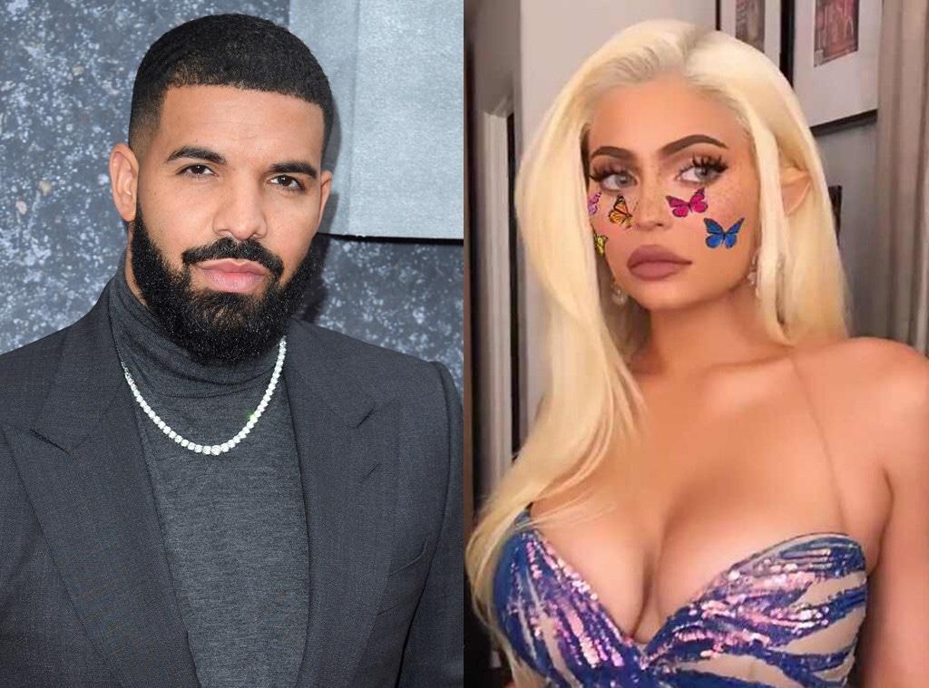 Kylie Jenner, Drake, Halloween
