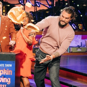 Jason Momoa, The Late Late Show with James Corden 2019