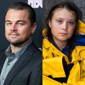 Leonardo DiCaprio, Greta Thunberg
