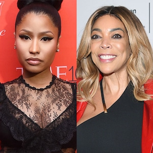 Nicki Minaj, Wendy Williams