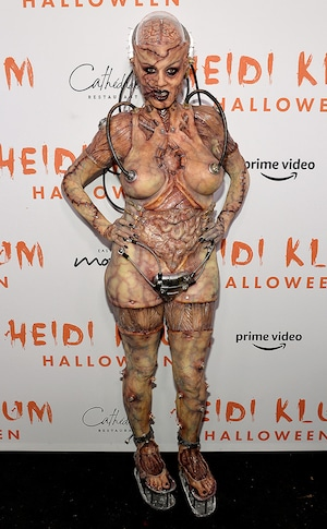Heidi Klum, Heidi Klum's 20th Annual Halloween Party