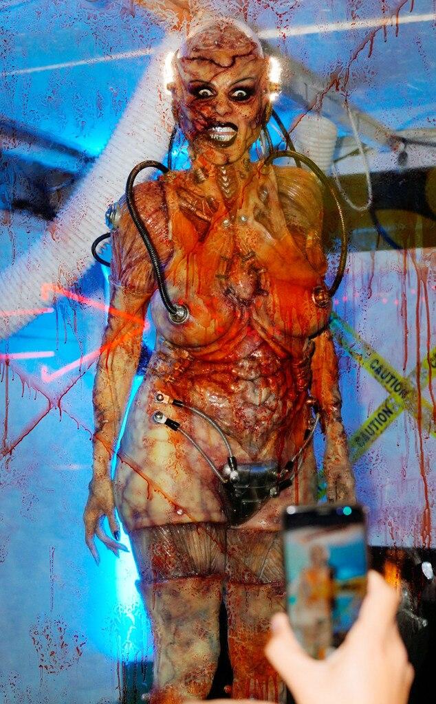 Heidi Klum, Heidi Klum's 20th Annual Halloween Party