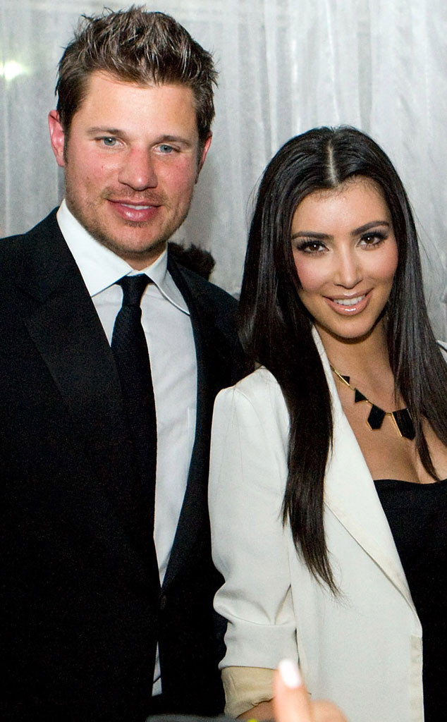 Nick Lachey, Kim Kardashian