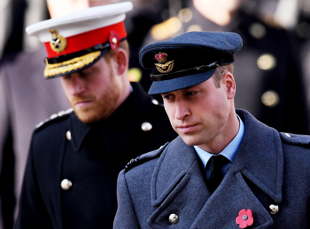 harry meghan william kate reunite again at remembrance ceremony e online harry meghan william kate reunite