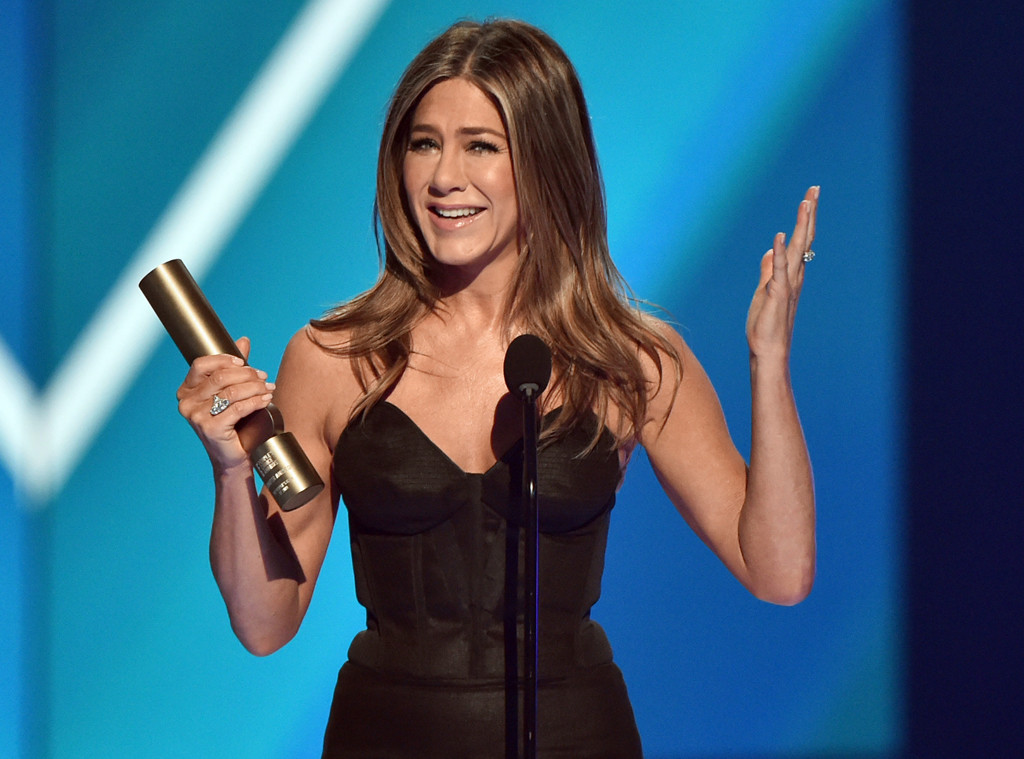 Jennifer Aniston, 2019 People's Choice Awards Show, Jaw-Droppers