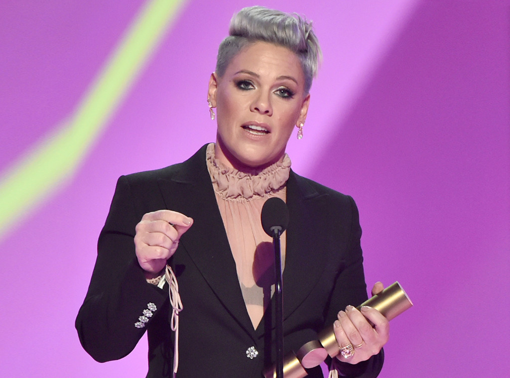 Pink, 2019 Peoples Choice Awards, 2019 PCAs, Jaw-droppers