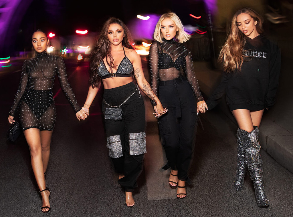 ECOMM: PrettyLittleThing x Little Mix