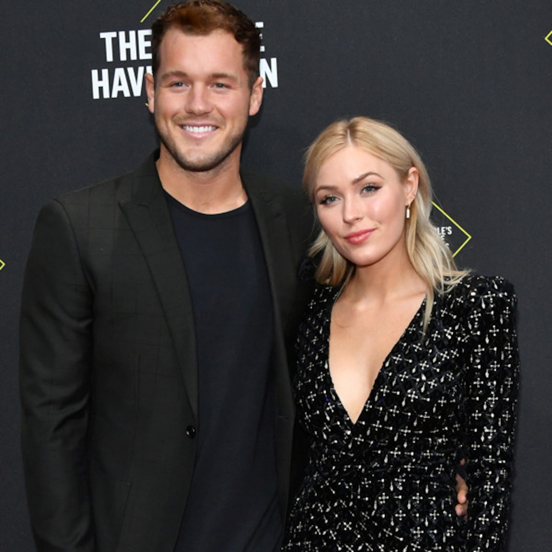 Colton Underwood Apologizes To Cassie Randolph After Coming Out As Gay E Online