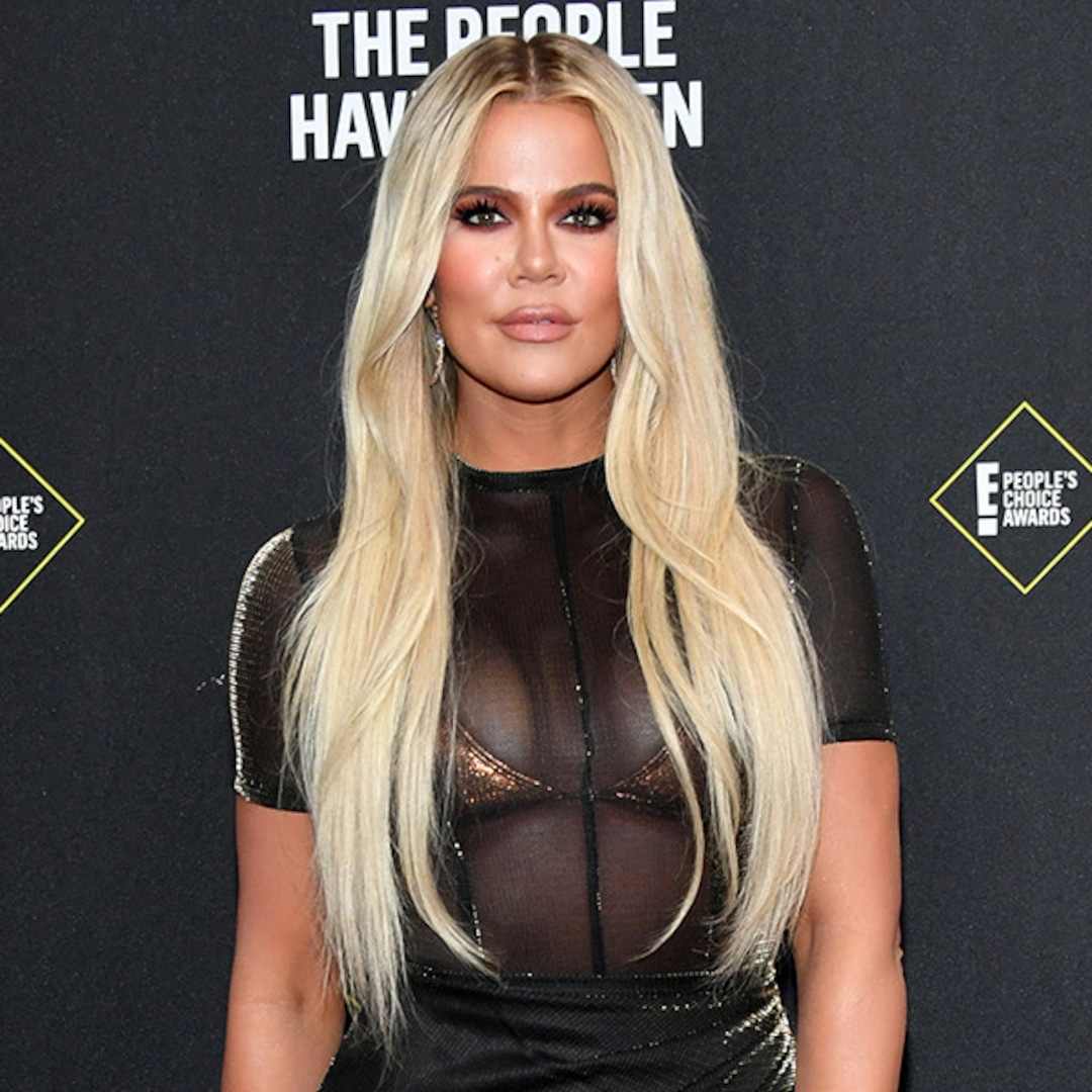 Khloe Kardashian Claps Back Over Comment About Her Unrecognizable New Look