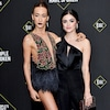 Maggie Q, Lucy Hale, E! People's Choice Awards, 2019 PCAs