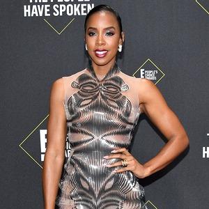 Kelly Rowland, 2019 E! People's Choice Awards, Red Carpet Fashion