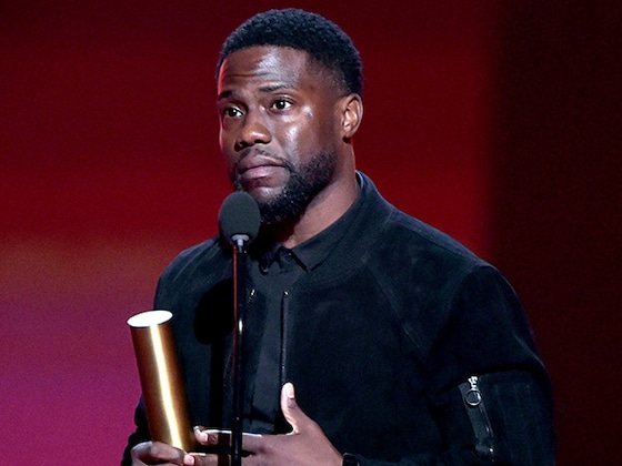 How Kevin Hart Is Fighting His Way Back to Normal