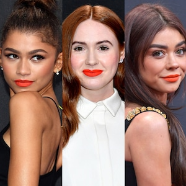 Zendaya, Karen Gillan, Sarah Hyland, 2019 People's Choice Awards
