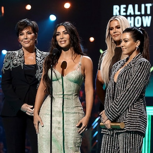 Kris Jenner, Kim Kardashian, Khloé Kardashian, Kourtney Kardashian, 2019 Peoples Choice Awards, 2019 PCAs, Winners