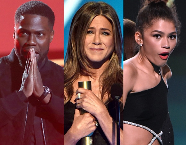 5 Biggest Jaw-Droppers at the 2019 People's Choice Awards - E! Online
