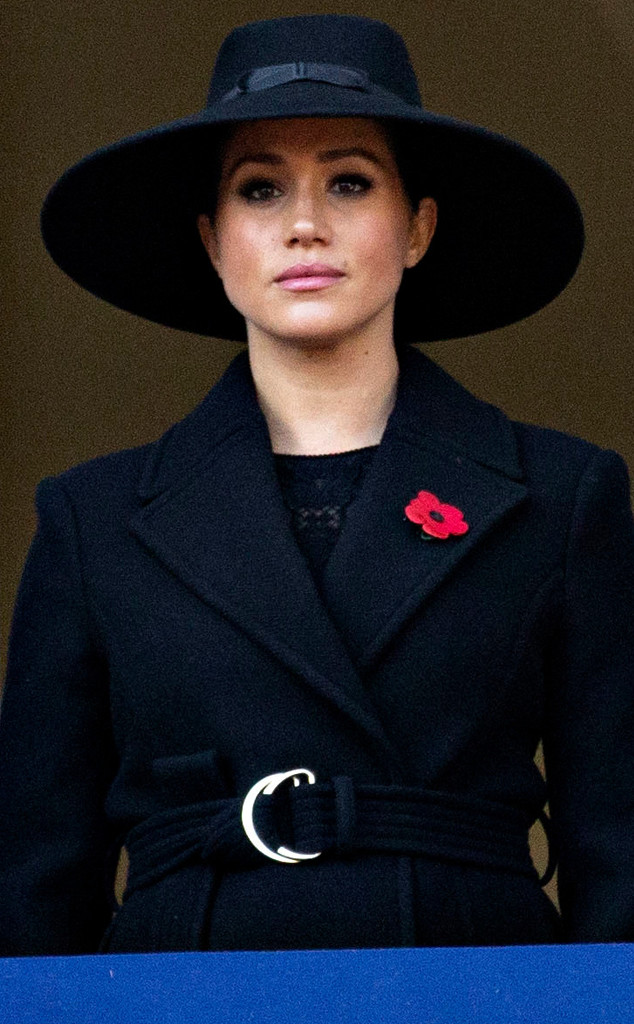 Meghan Markle, Remembrance Day Service