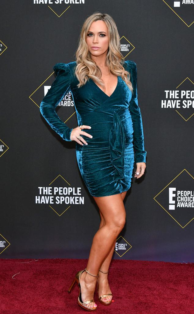 Teddi Jo Mellencamp, 2019 E! People's Choice Awards, Red Carpet Fashion