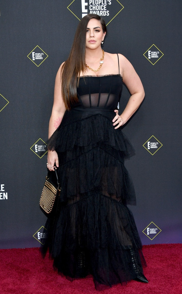 Kate Maloney, 2019 E! Peoples Choice Awards, Red Carpet Fashion, Vanderpump Cast
