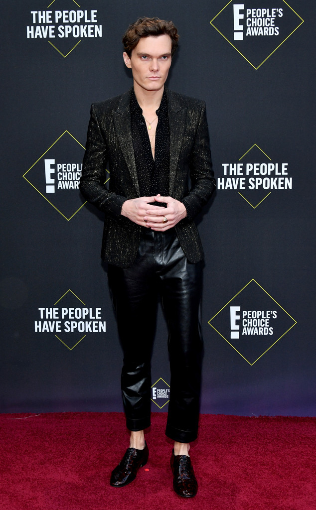 Luke Baines, 2019 E! People's Choice Awards