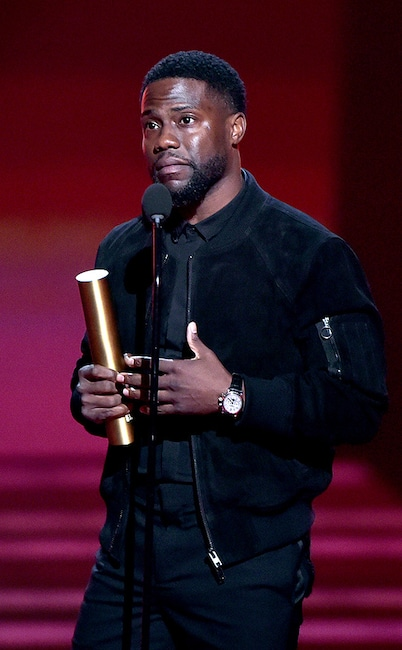 Kevin Hart, 2019 Peoples Choice Awards, 2019 PCAs, Winners