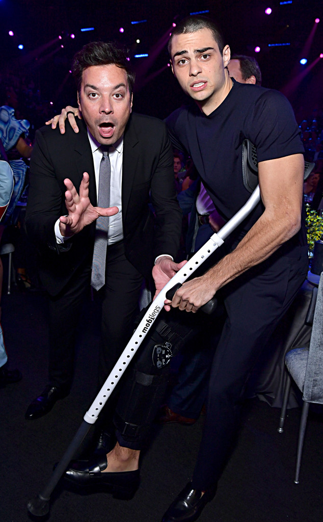 Noah Centineo, Jimmy Fallon, 2019 Peoples Choice Awards, 2019 PCAs, Show
