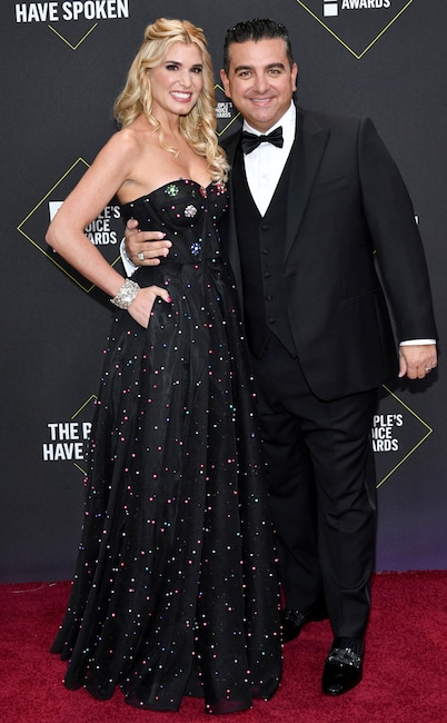 Lisa Valastro, Buddy Valastro, 2019 E! Prix du public, Couples
