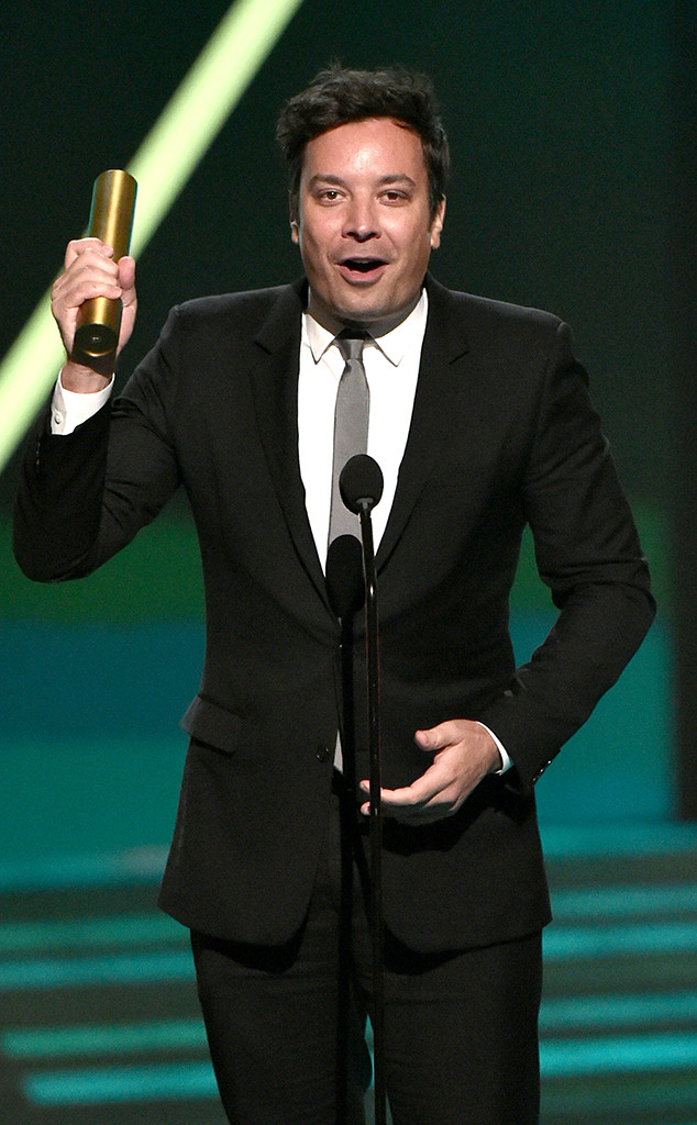 Jimmy Fallon, 2019 Peoples Choice Awards, 2019 PCAs, Winners