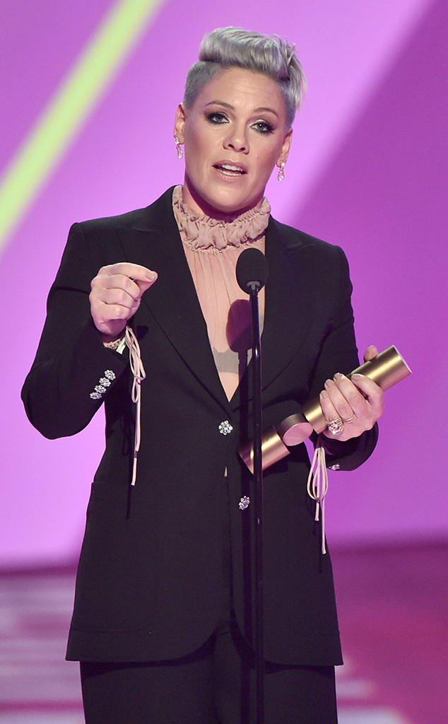 Pink, 2019 Peoples Choice Awards, 2019 PCAs, Winners