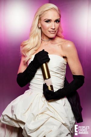 Gwen Stefani, 2019 E! Peoples Choice Awards, Portrait Studio