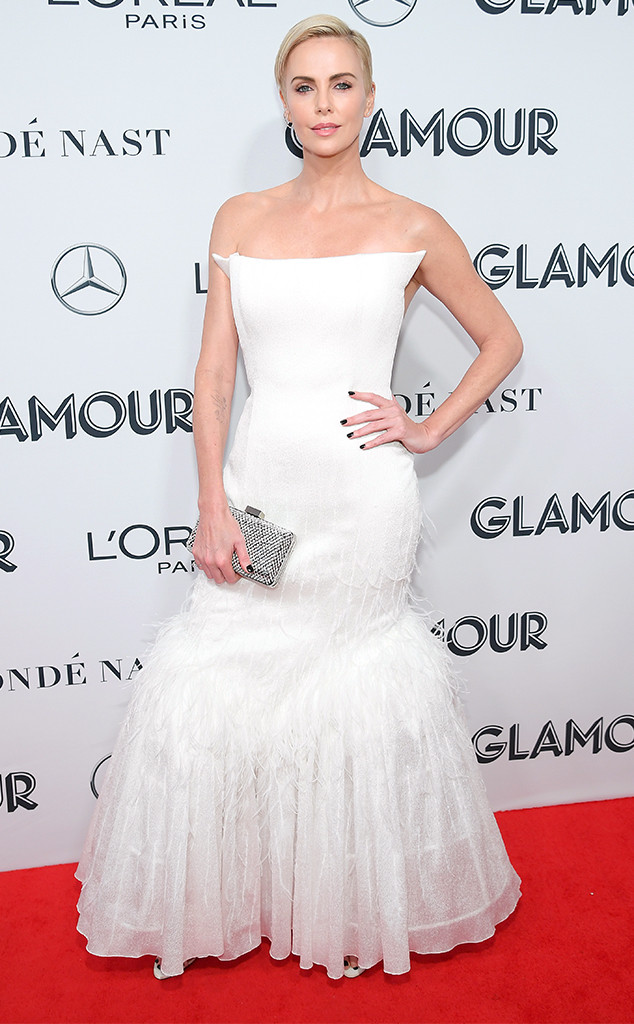 Charlize Theron, 2019 Glamour Women Of The Year Awards