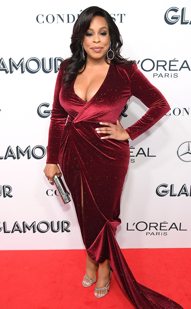 Niecy Nash, 2019 Glamour Women Of The Year Awards