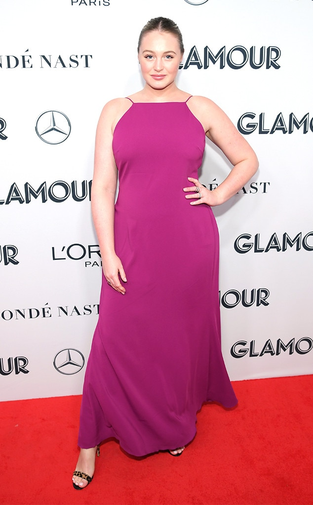Iskra Lawrence, 2019 Glamour Women Of The Year Awards