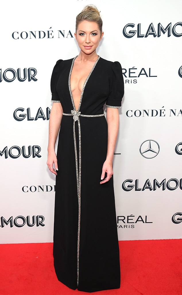 Stassi Schroeder, 2019 Glamour Women Of The Year Awards