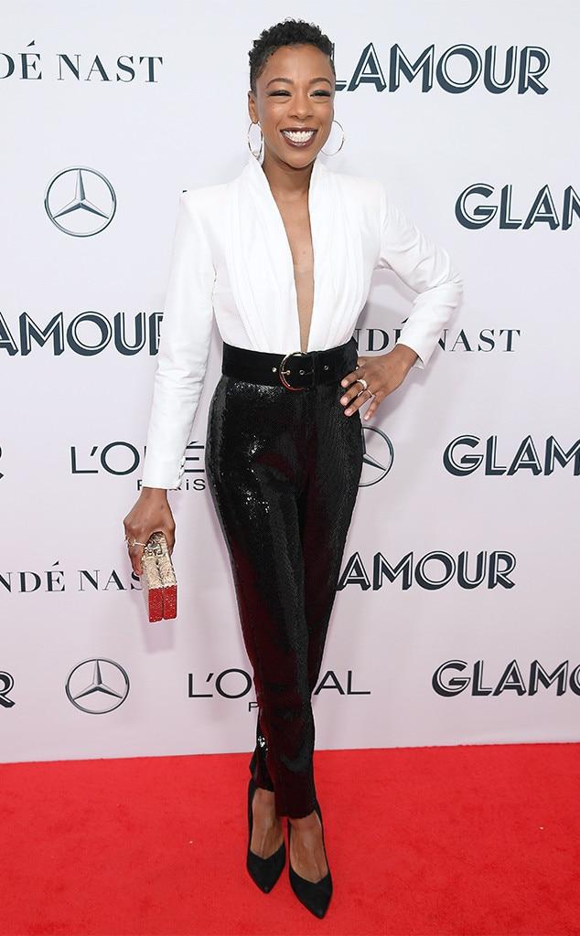 Samira Wiley, 2019 Glamour Women Of The Year Awards