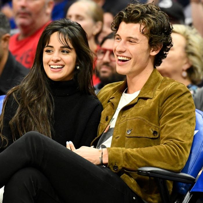"""Camila Cabello fala de sua colaboração """"na vida"""" com Shawn Mendes - E!  Online Brasil"""