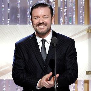 Ricky Gervais, 2011 Golden Globes