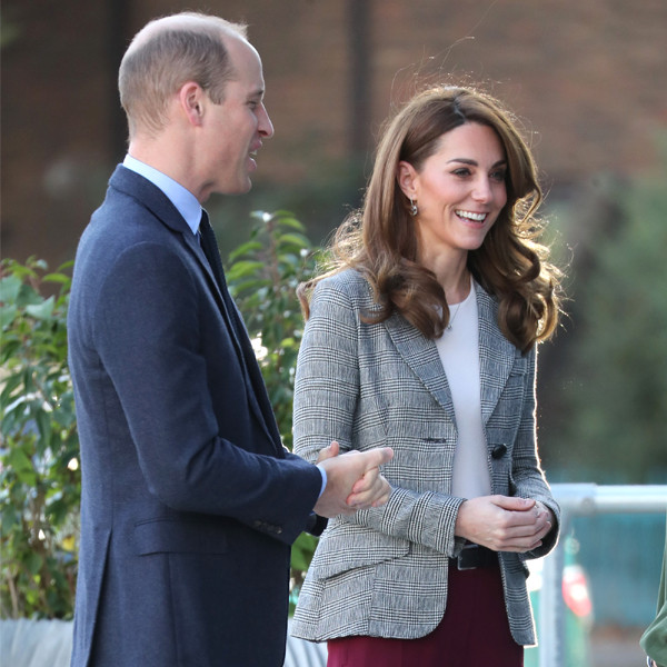 Kate Middleton and Prince William Show Rare PDA During Their Latest Outing