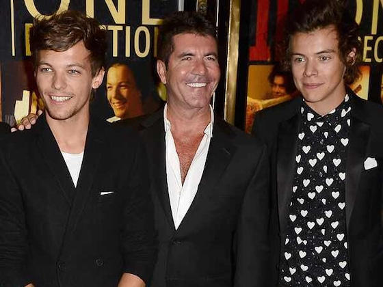 Simon Cowell Predicts a One Direction Reunion Within 5 Years
