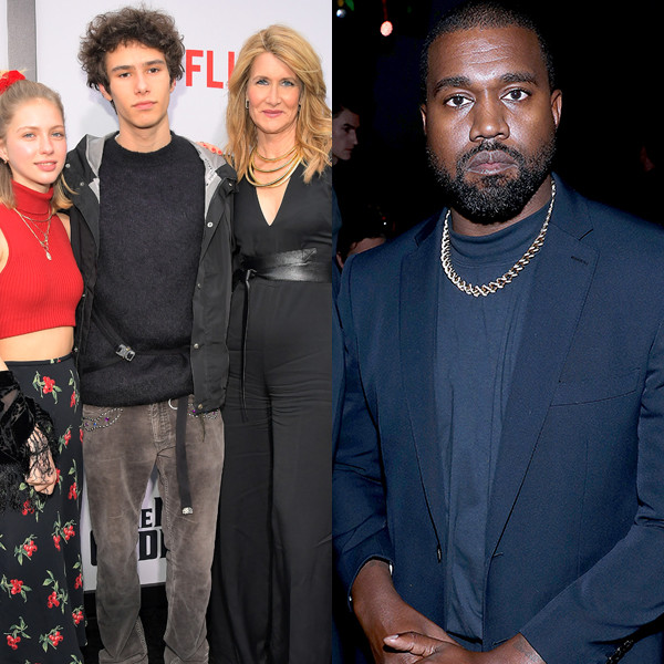 Laura Dern Can Thank Kanye West For Making Her Kids Think She's Cool