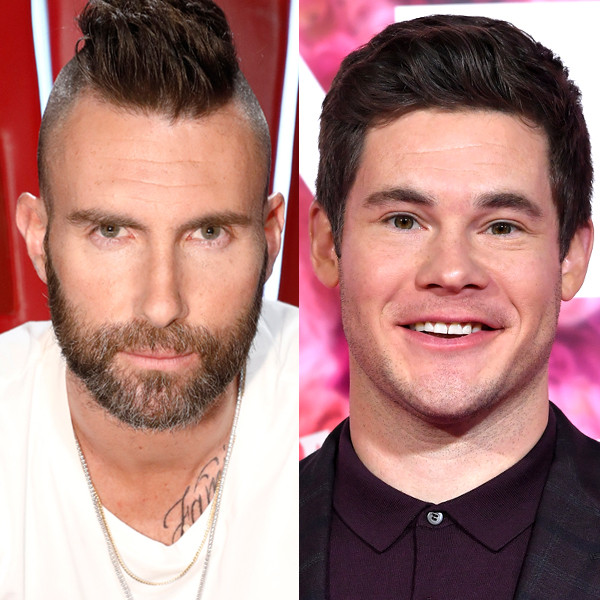 Adam Devine Is Begging You To Please Stop Confusing Him With Adam Levine