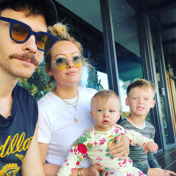 Hilary Duff's Fiancé Matthew Koma Gets the Sweetest Tattoo of Kids Luca and Banks
