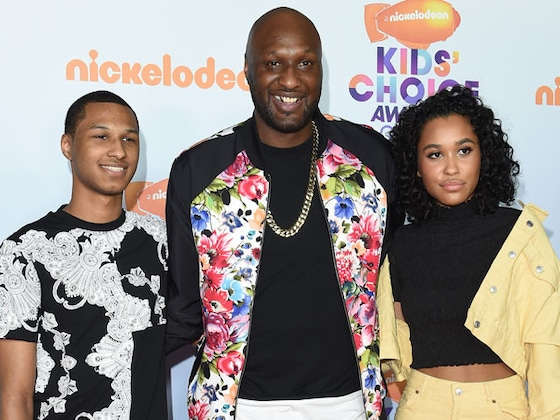 Lamar Odom's Son Was ''Hurt'' After Finding Out About His Dad's Engagement on Instagram