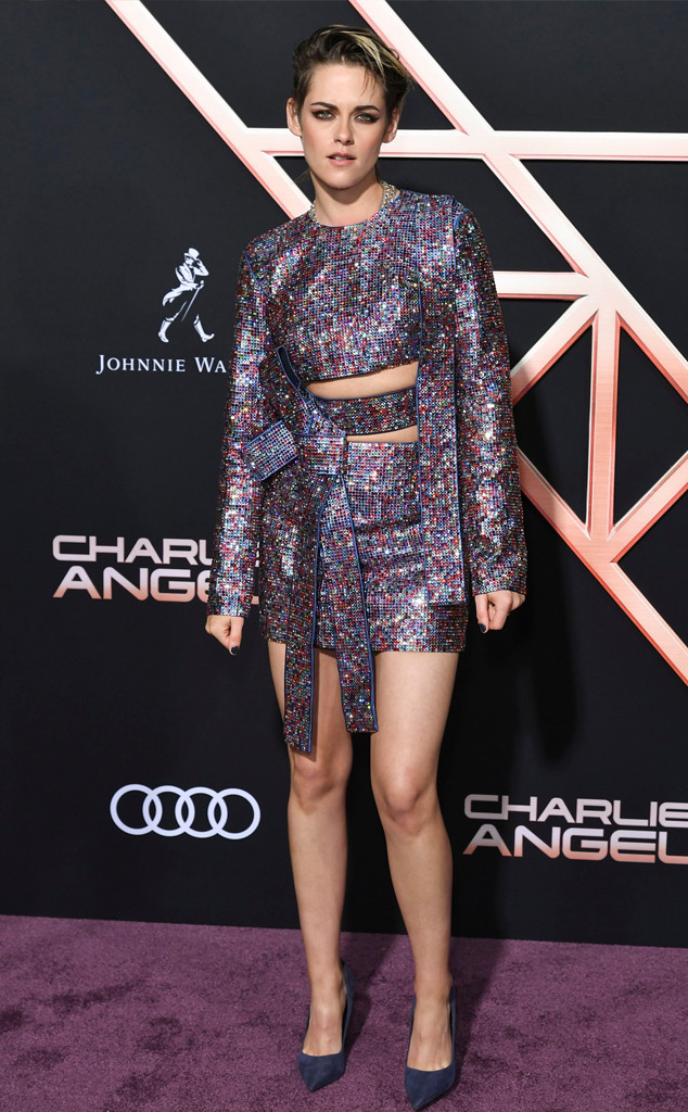Kristen Stewart, Fashion Police Widget