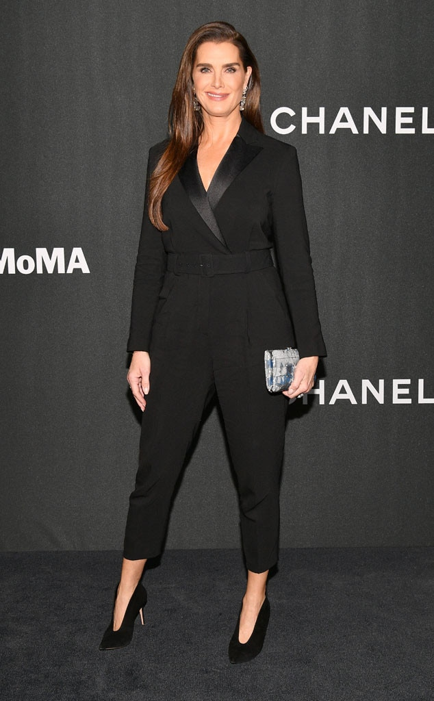 Brooke Shields, Fashion Police widget